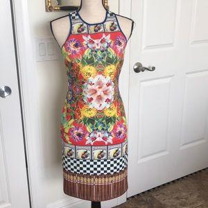 Adorable Havana Bouquet Clover Canyon dress